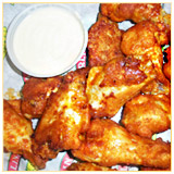 The Boss Buffalo Wings