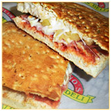 Carlino's Pizza & Deli Menu Hot Sandwiches
